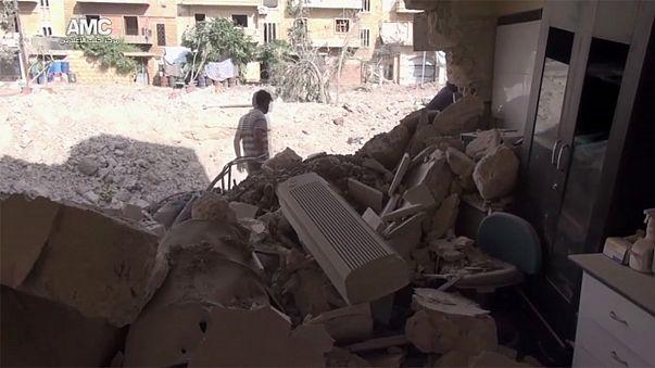 Síria: Washington e Moscovo trocam acusações