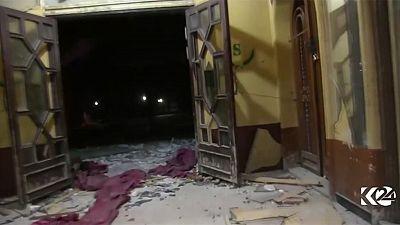 Selbstmordanschlag auf kurdische Hochzeit: 22 Tote