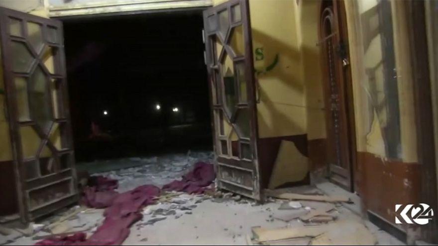 Сирия: террорист взорвал курдскую свадьбу