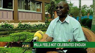 Roger Milla s'exprime en exclusivité dans Football Planet