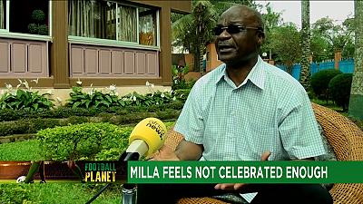 Roger Milla s'exprime en exclusivité dans Football Planet