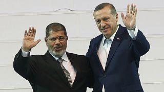 The release of Morsi will restore Egypt-Turkey ties - Erdogan stipulates