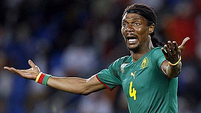 Rigobert Song out of coma, set to be evacuated from Yaounde to Paris