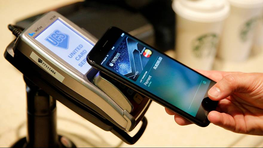 Then there were 10: Apple Pay launched in Russia