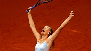 Doping: ridotta a 15 mesi la squalifica della tennista Maria Sharapova