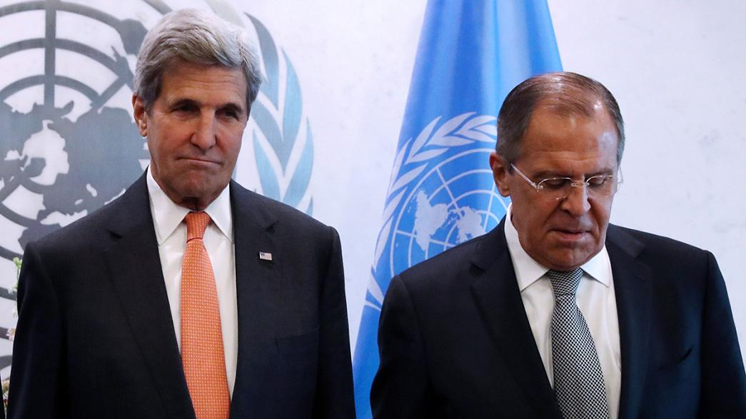 USA / Russia : diplomatic breakdown over Syria