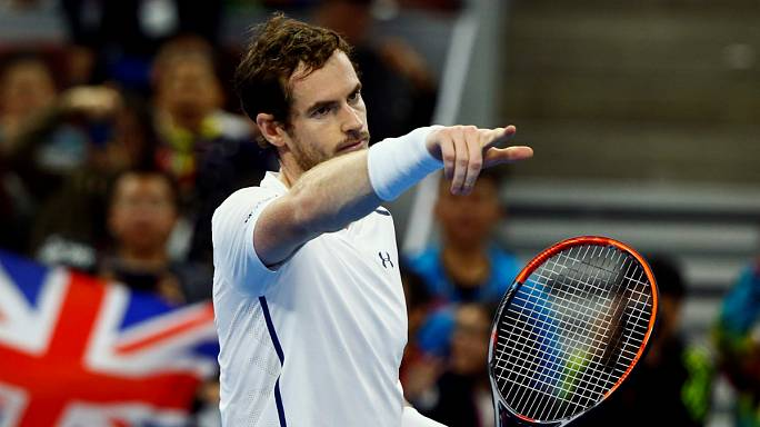 Murray and Nadal advance in Beijing