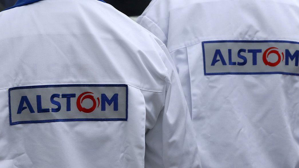 L'État français au secours d'Alstom