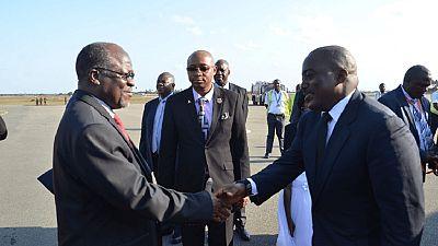 DR Congo, Tanzania agree to jointly explore petroleum in Lake Tanganyika