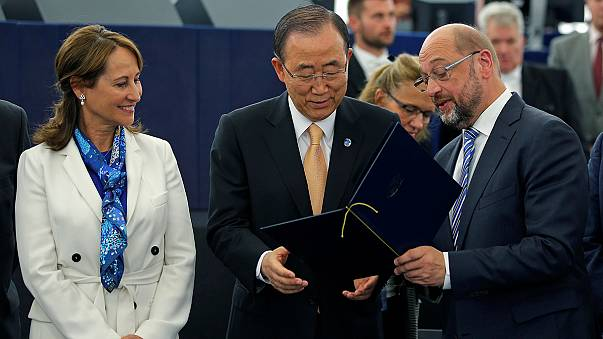 AP'den Paris İklim Anlaşması'na onay