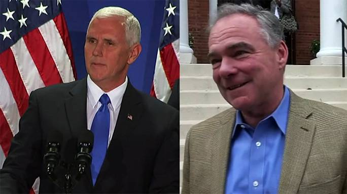 US vice-president candidates face off: what to expect
