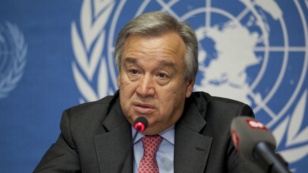 Novo secretário-geral da ONU é eleito esta quarta-feira e Guterres é o favorito