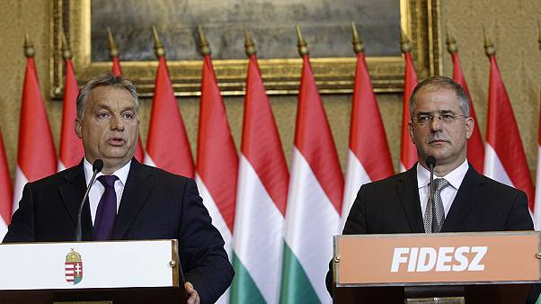 EU would be 'raping democracy' if it blocks my law, says Hungary's Orbán