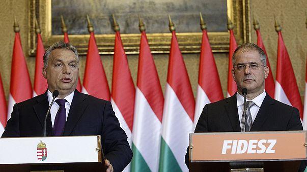 أوربان يقدم مسودة قانون للبرلمان المجري لتعديل الدستور بخصوص كوتا اللاجئين