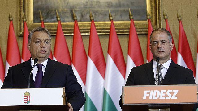 Orbán lleva su batalla para impedir la llegada de refugiados al Parlamento