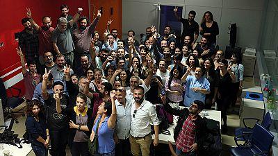 Censura y purgas en Turquía