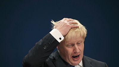"""Pour le ministre britannique des Affaires étrangères, l'Afrique est un """"pays"""""""