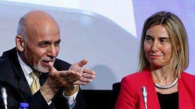 UE garante 200 milhões ao Afeganistão