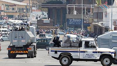 Zimbabwe court upholds Harare protest ban despite 'right to protest'