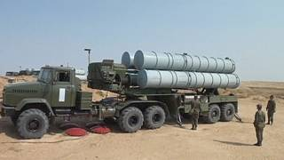 US tension over Russian missile deployment to Syria