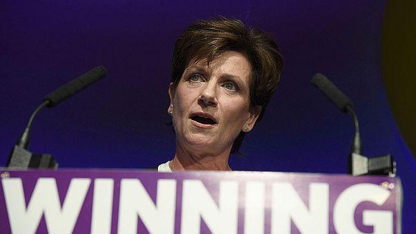 Lemondott a UKIP három hete megválasztott vezetője