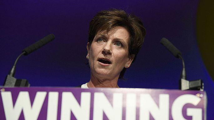 UKIP fica sem líder partidária ao fim de 18 dias