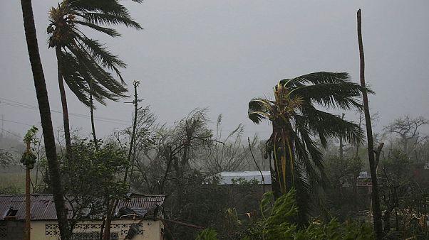 Furacão Matthew atingiu Cuba