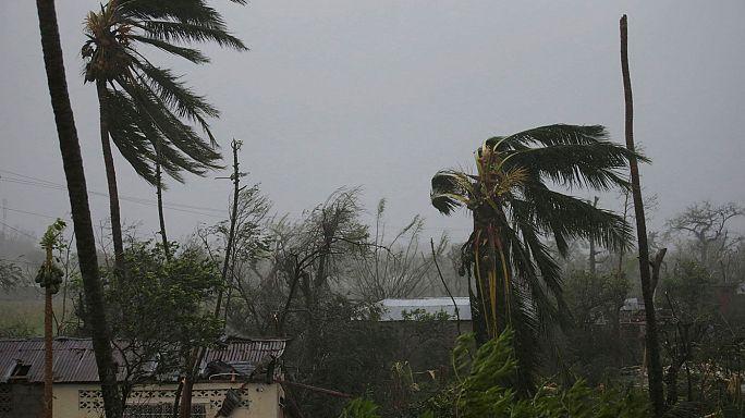 Matthew llega a Cuba tras dejar 7 muertos en Haití y República Dominicana