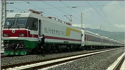 Ethiopia launches new railway to Djibouti