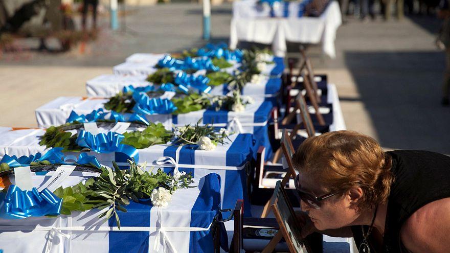 42 χρόνια μετά: Έφτασαν στην Ελλάδα τα  λείψανα 16 Ελλήνων καταδρομέων του Noratlas