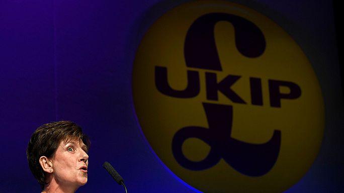 İngiltere'de UKIP'in 18 günlük başkanı istifa etti