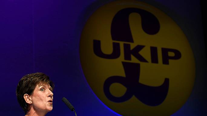UKIP leader resigns after only 18 days