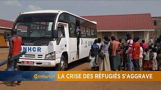 La crise des migrants s'aggrave [The Morning Call]