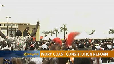 Ivory Coast referendum draws near [The Morning Call]