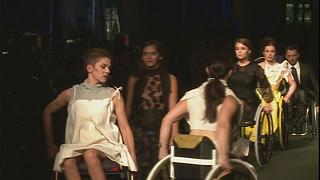 """Modellerotelle"": a fashion show with a difference"