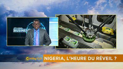 Improving Nigeria's economy [The Business segment]