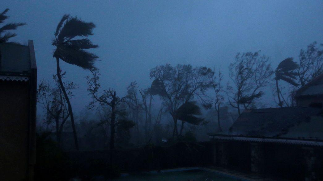 Ураган Мэттью после разрушений на Гаити и Кубе движется к Флориде