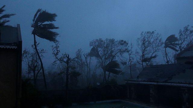 Furacão Matthew mata nove pessoas na ilha de São Domingos