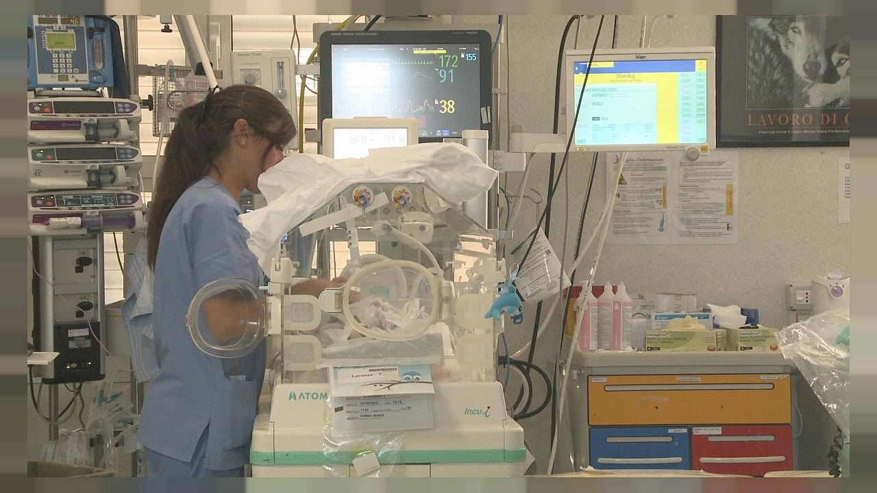 New ray of hope for premature babies
