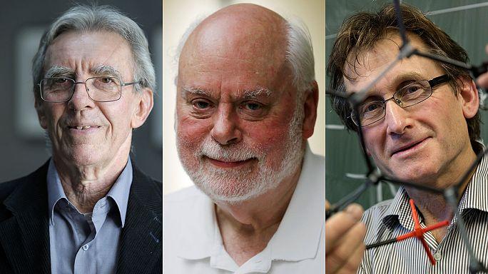 Három kutatót jutalmaztak kémiai Nobel-díjjal