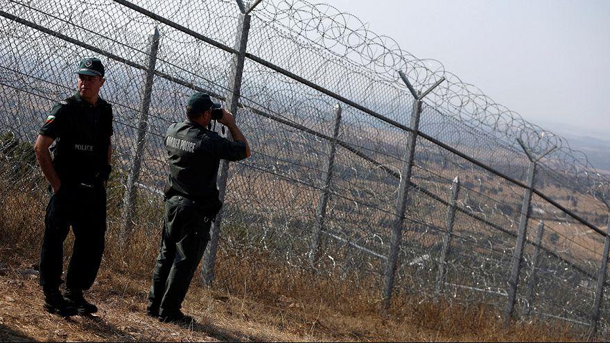 فرق من حرس الحدود الأوروبية تتشكل رسميا و تبدأ عملها على الحدود البلغارية التركية.
