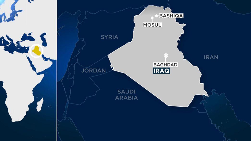 Iraque exige que Turquia abandone o seu território