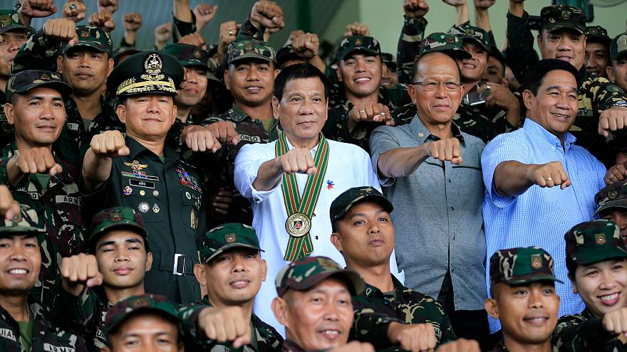 "Duterte: ""Cehenneme git Obama"""