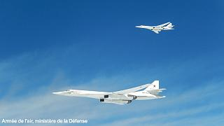 NATO jets intercept two Russian bombers flying south