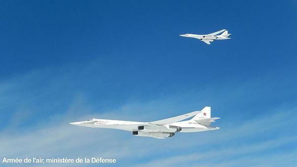 France : deux bombardiers russes interceptés au large de la Bretagne en septembre