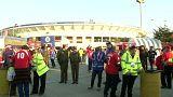 ФИФА наказала сборную Чили за выкрики с трибун