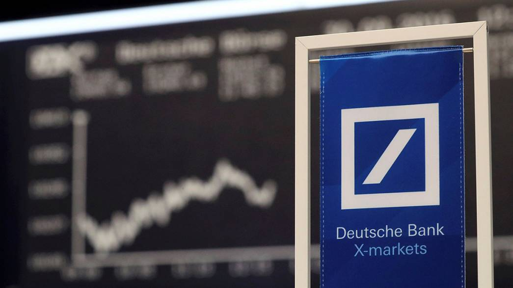 Deutsche Bank: the 'too big to fail' problem returns