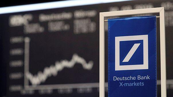 Deutsche Bank: Gute Geschäfte vor zehn Jahren - Rechnung jetzt