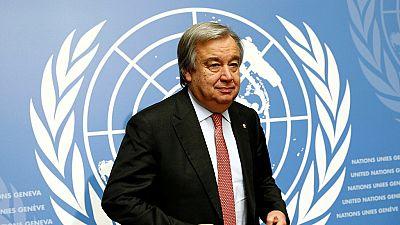 Ex UN refugee chief set to succeed Ban Ki-moon - Security Council