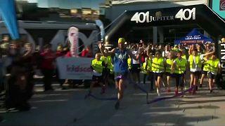 401 Marathons in 401 Tagen